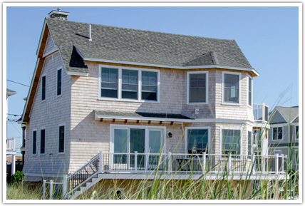 Bowse Builders New Jerusalem Beach House Construction in RI